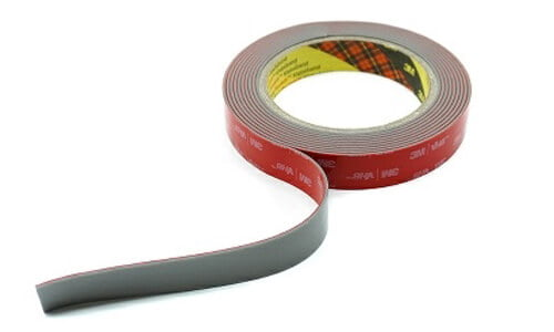 3M VHB double sided adhensive tape