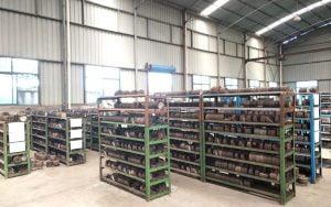 Solarframe Mold Workshop