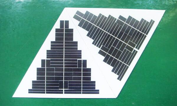 3.5 watt solar panel new