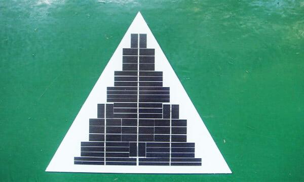 3.5 watt solar panel