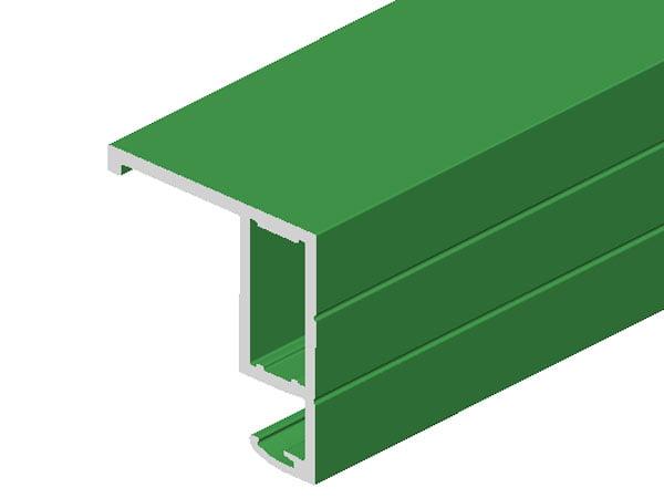 Aluminum solar panel frame for double glass solar panel review