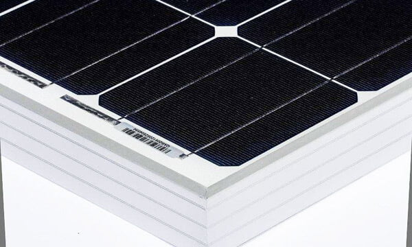 What is the solar panel thickness