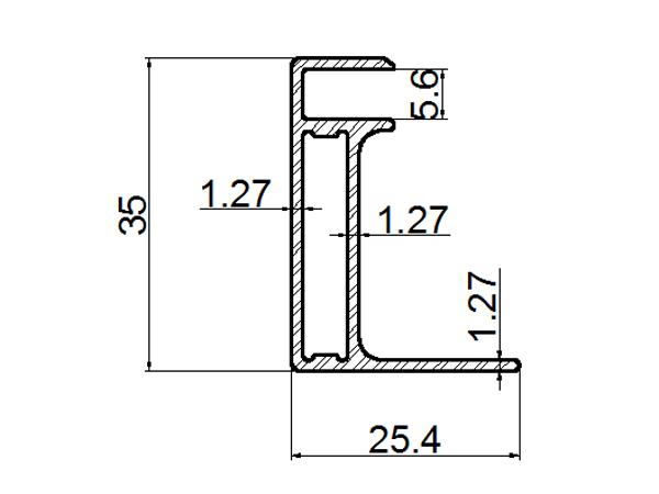 cheap solar panel frame drawings