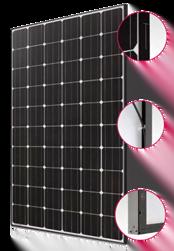 solar frame