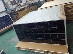 solar panels packaging