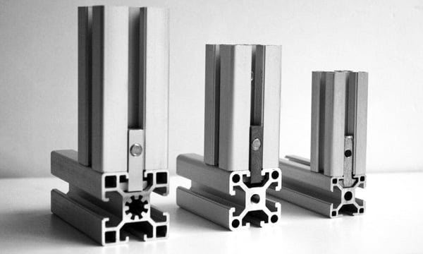 What is an aluminum extrusion