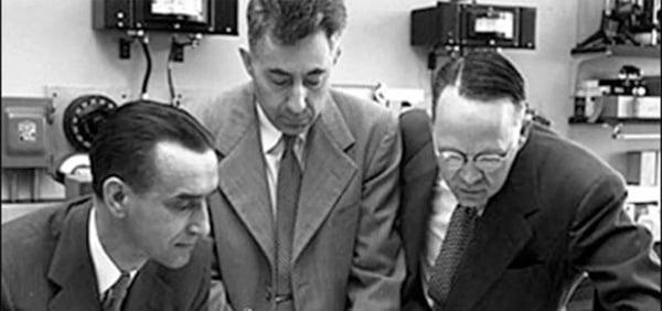 Daryl Chapin, Calvin Fuller, and Gerald Pearson